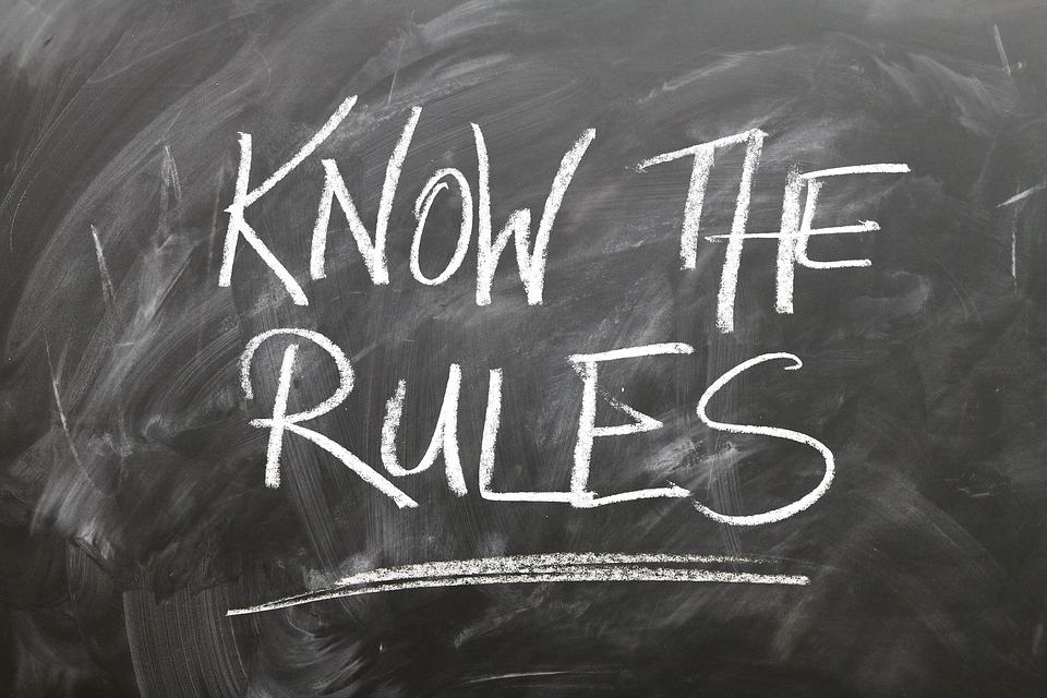 Det er veldig viktig å følge retningslinjene ift. annonsering på blogg og andre digitale medier.
